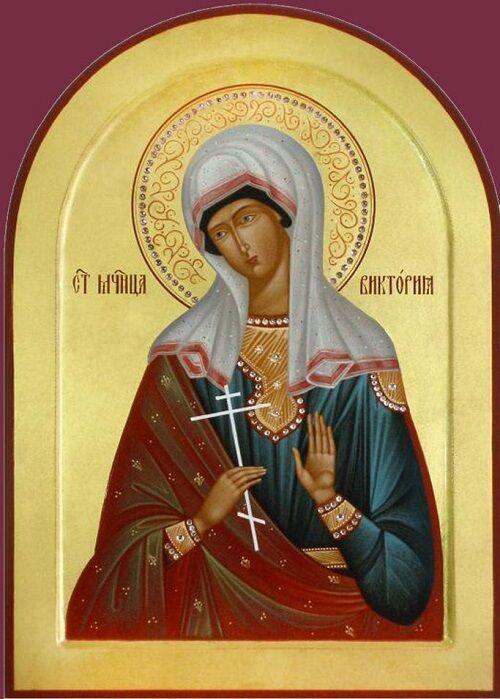 День ангела Вікторії і Зінаїди: листівки і картинки для привітання на іменини