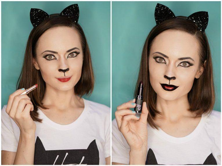 Мейкап на Хэллоуин 2019: как сделать легкий и яркий праздничный макияж, видео и фото