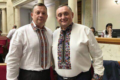 Ярослав и Богдан Дубневичи