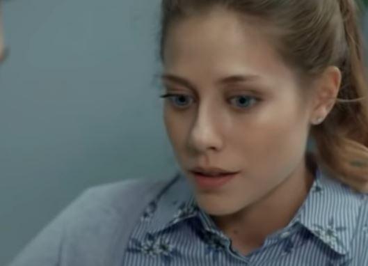Ольга Венікова в ролі Саші