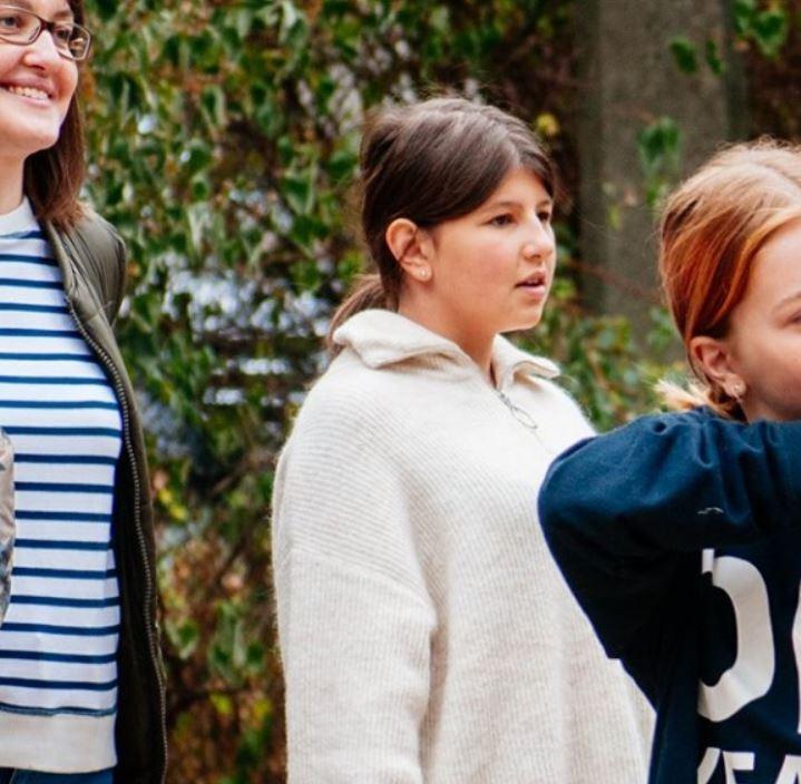 Дочка Зеленського засвітилася на фото зі школи