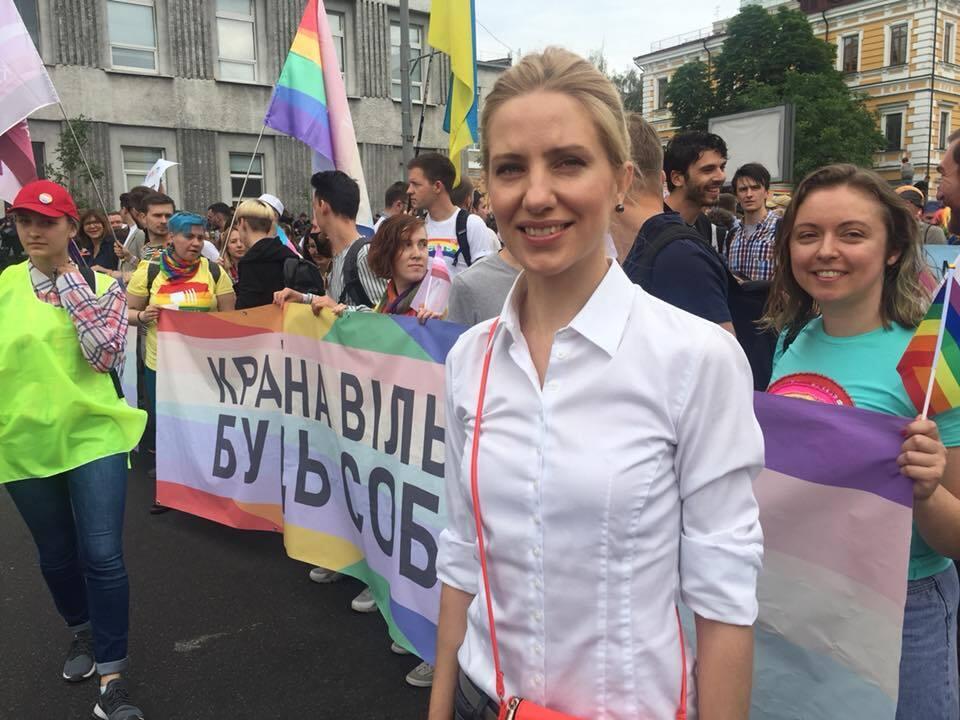 Кто такая Светлана Залищук, что у нее с Гончаруком и при чем тут ЛГБТ, фото