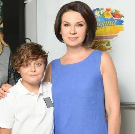 Артем Мазур: как выглядит сын телеведущей, фото, видео