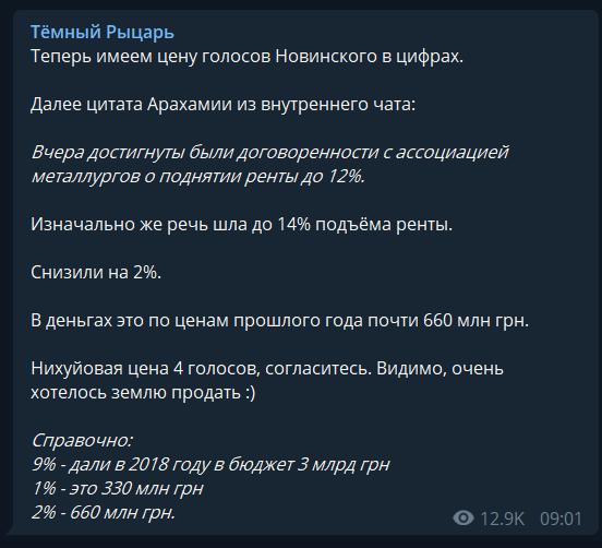 Яку вигоду Ахметов отримав через ринок землі і скільки заробить на цьому