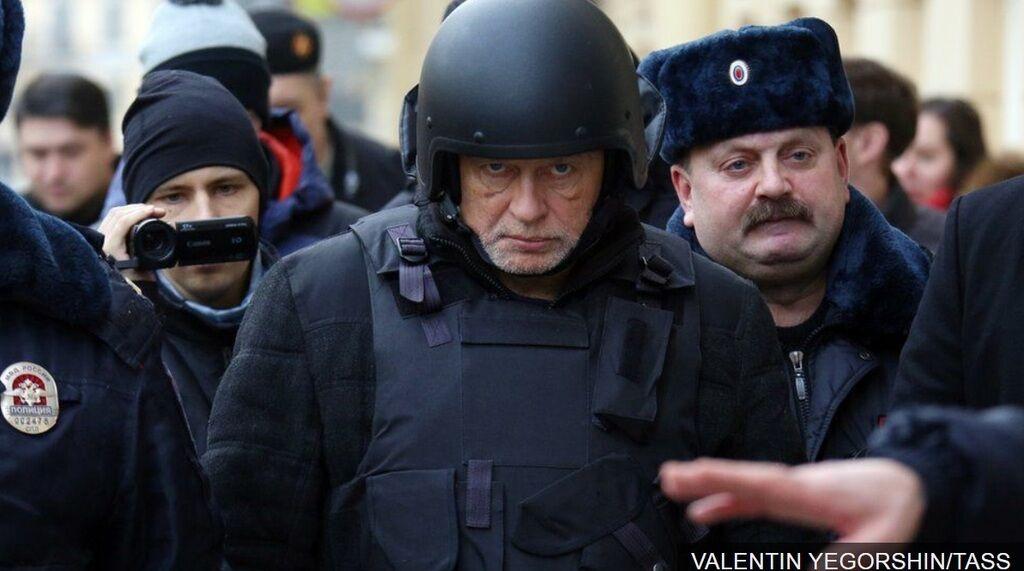 Вбивця Анастасії Єщенко вразив перетворенням, фото
