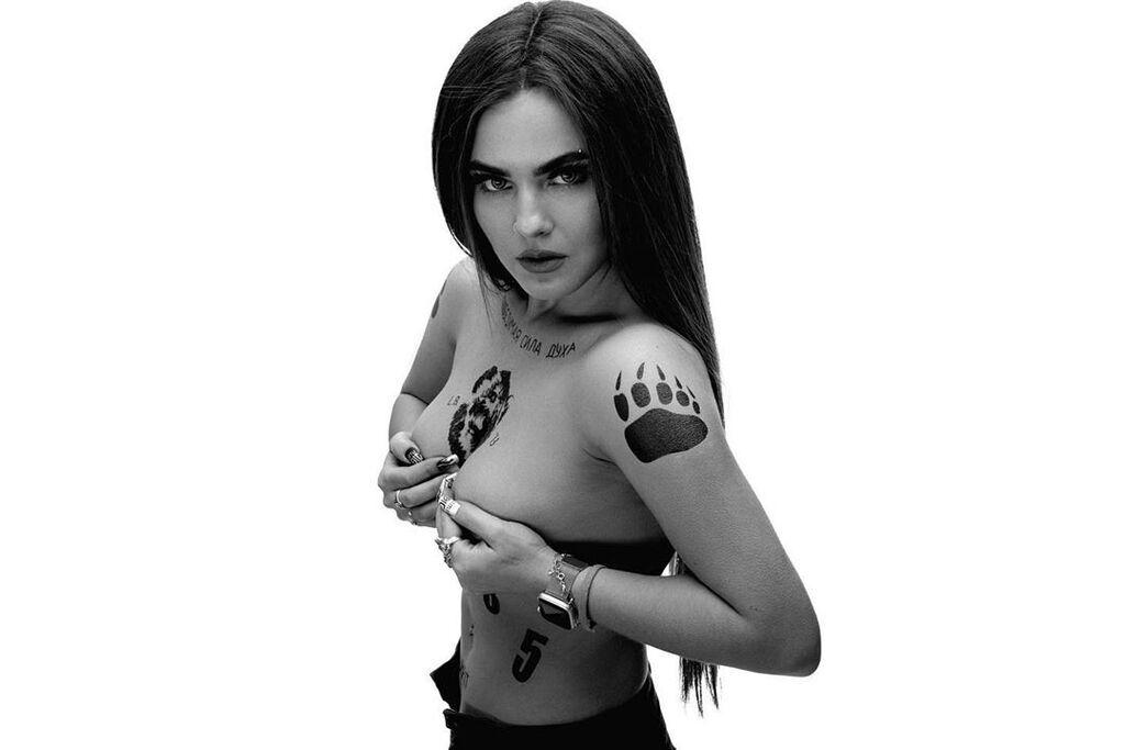 Софія Таюрська після своїх голих фото показала дещо більш божевільне, відео
