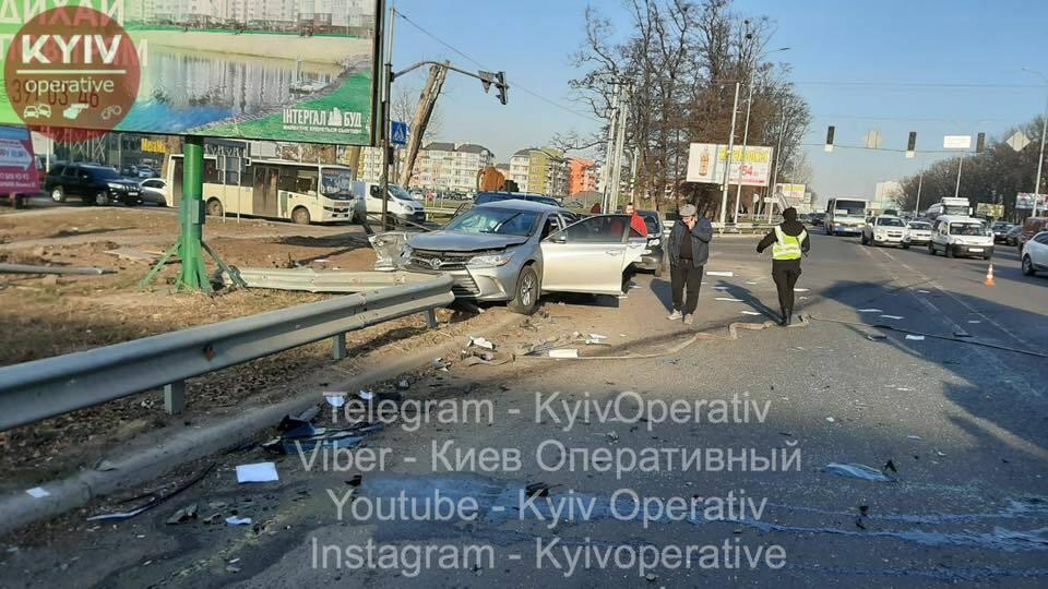 Що за ДТП скоїв Микола Кулеба і як його підставив Антон Геращенко, відео аварії