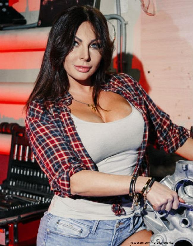 После скандала с кокаином в сеть попало сексуальное видео с Натальей Бочкаревой