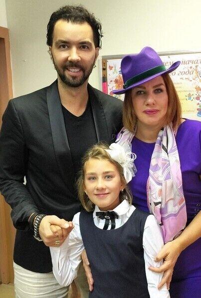 Денис Клявер, Ева и Эвелина Польна