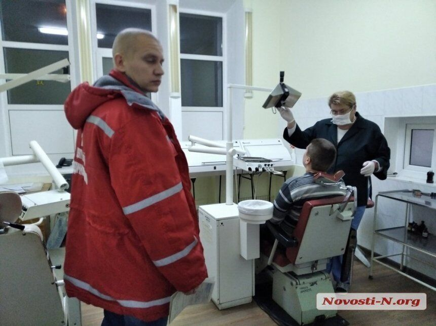 Александр Влащенко в больнице