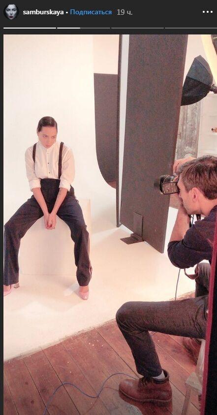 Самбурська після відео про глибоку глотку і жарти від чоловіка Асмус розлютилася і розсунула ноги, фото