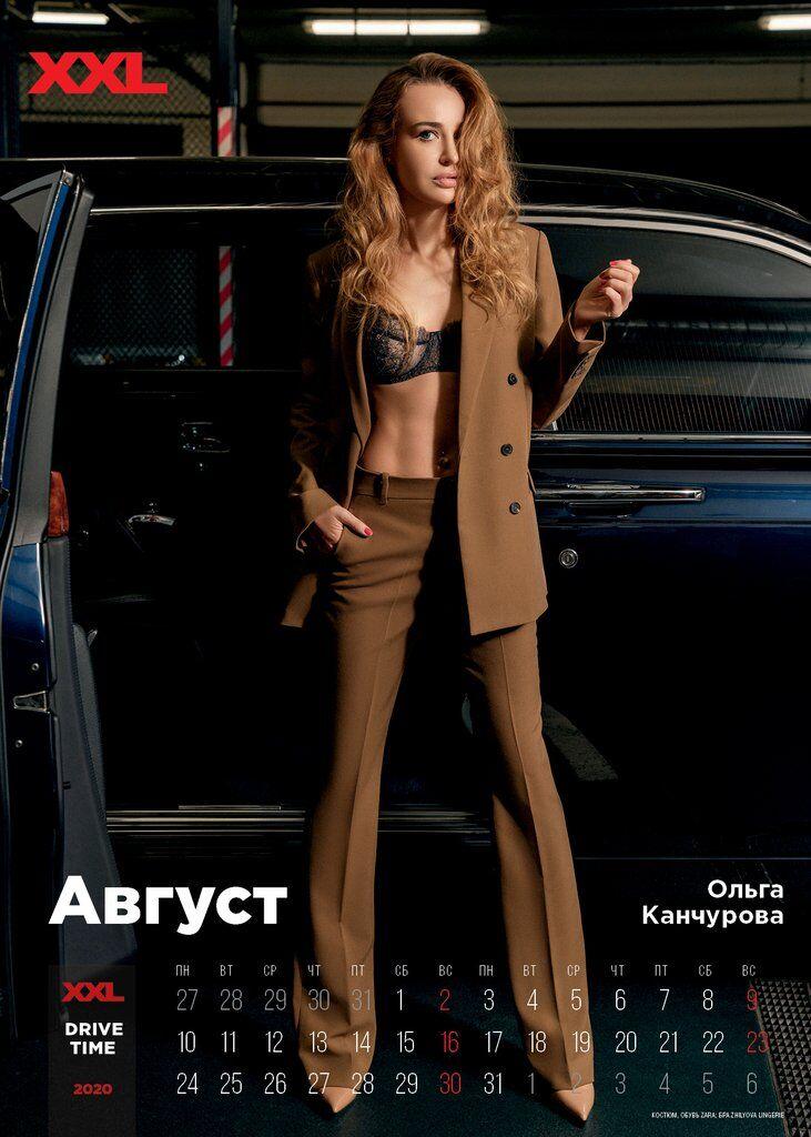 Анна Різатдінова потрапила в XXL з іншими оголеними дівчатами, фото 18+