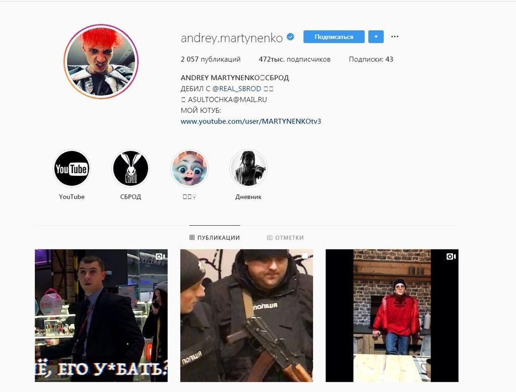 Кто такой Андрей Мартыненко и почему Мопс дядя Пес называл его мартышкой