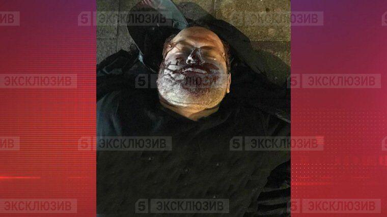 Футболка Євгена Манюрова з вовком викликала подив, фото