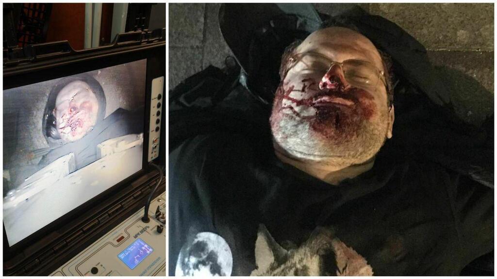 Хто такий Євген Манюров, який влаштував стрілянину на Луб'янці, фото