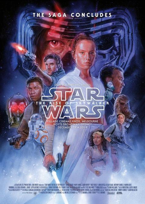 """""""Звездные войны: Скайуокер. Восход"""" слили в сеть, где смотреть фильм онлайн"""