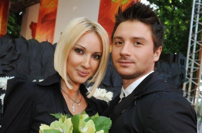 Лера Кудрявцева та Сергій Лазарєв.