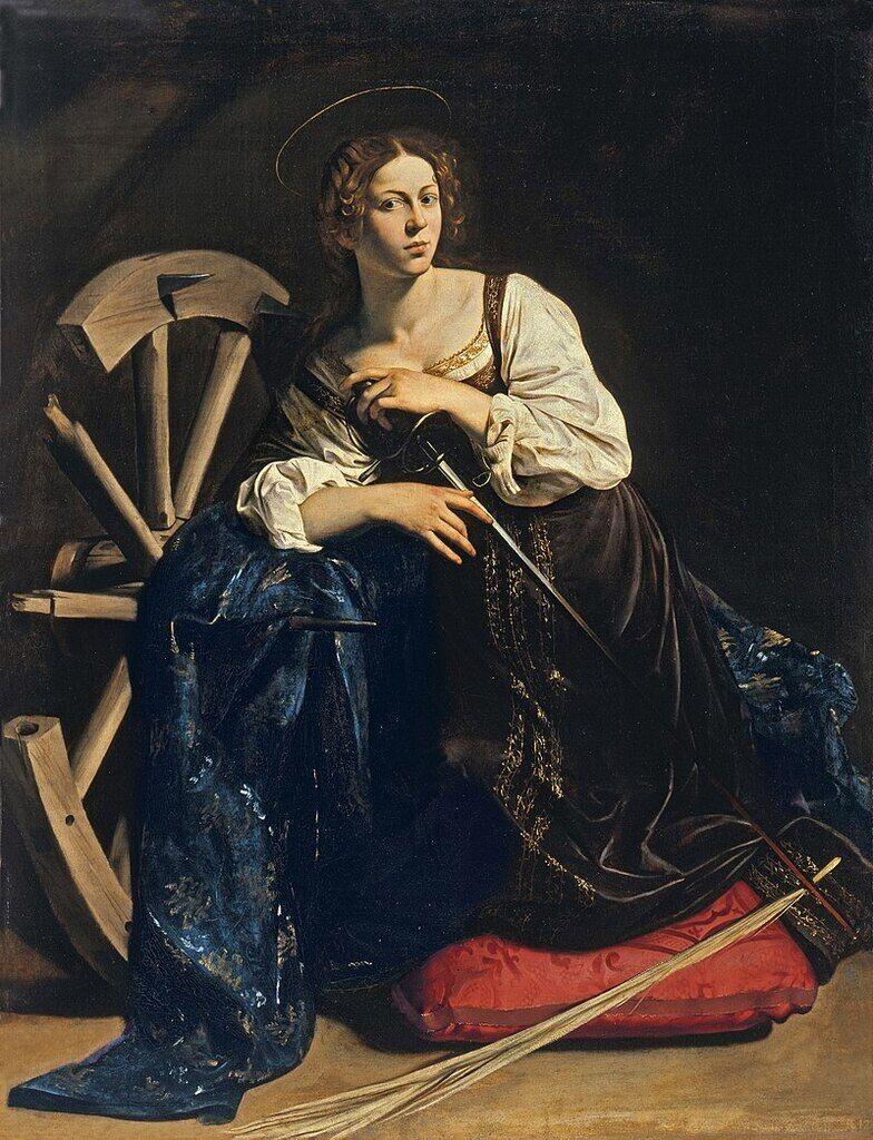 Катерина Олександрійська