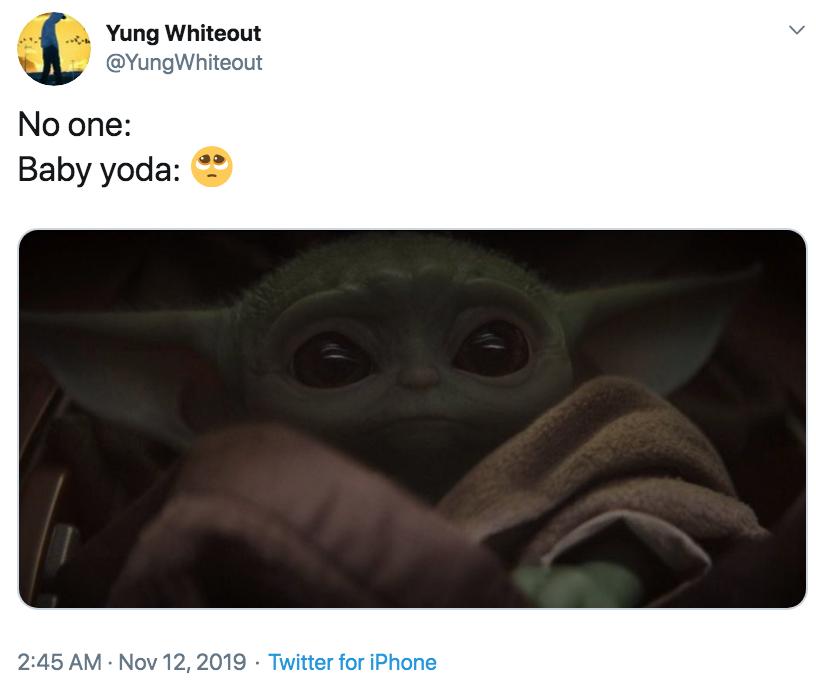Маленький Йода: откуда мем и есть ли уже игрушка