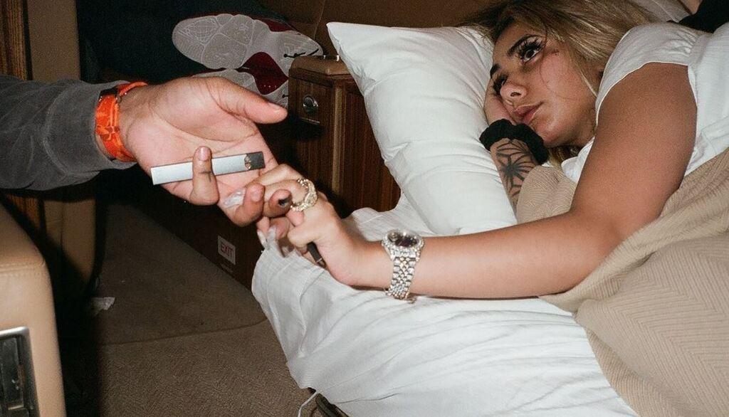 Ally Lotti Алексия: что показала девушка Juice Wrld перед его смертью, фото