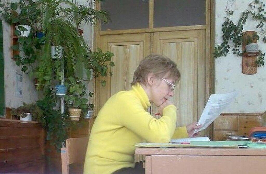 Марина Михайловна Пархимович