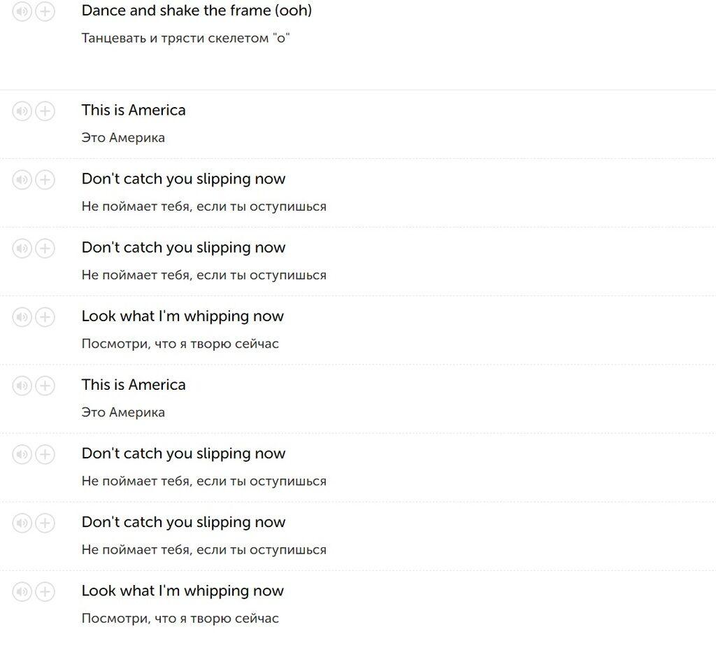 This Is America: перевод хита Чайлдиша Гамбино