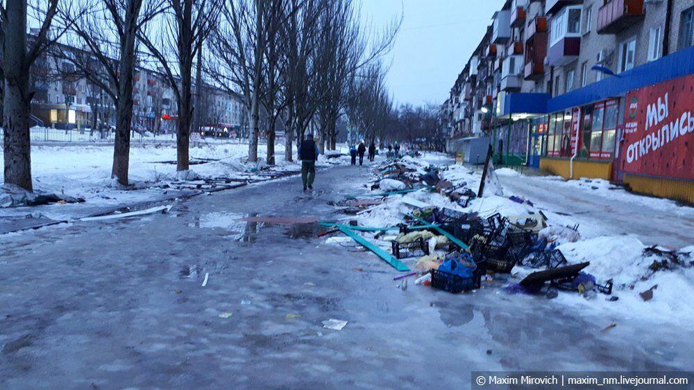 """""""Життя в """"ЛНР """"схоже на пекло"""": жахи показали на фото"""