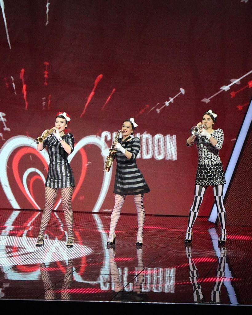 Freedom-jazz: какой состав группы, кто из них беременна и успеет ли родить до Евровидения