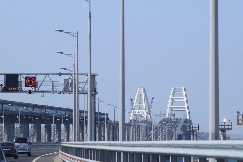 Крымский мост задумали разрушить вибратором