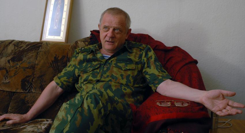 Володимир Квачков: хто він і як марить захопленням України