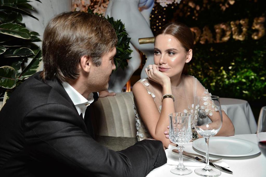 Дарина Клюкіна і Володимир Чопов