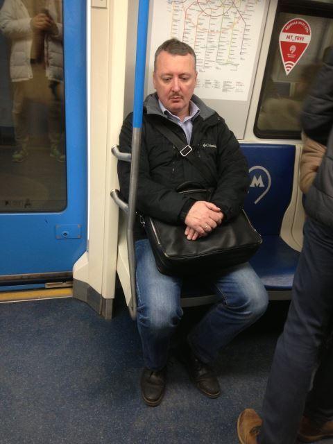 """Популярності Стрєлкова позаздрив його скандальний подільник з """"ДНР"""""""