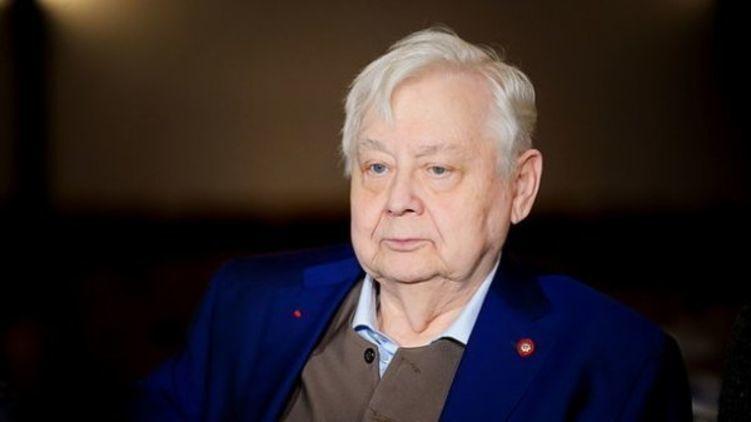 Табакова змусили підтримати анексію Криму: інсайд Шендеровича