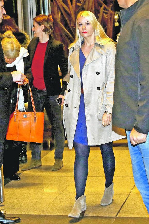 Ана Брнабич стала матерью: ее фото с секс-партнершей Милицей Джурджич