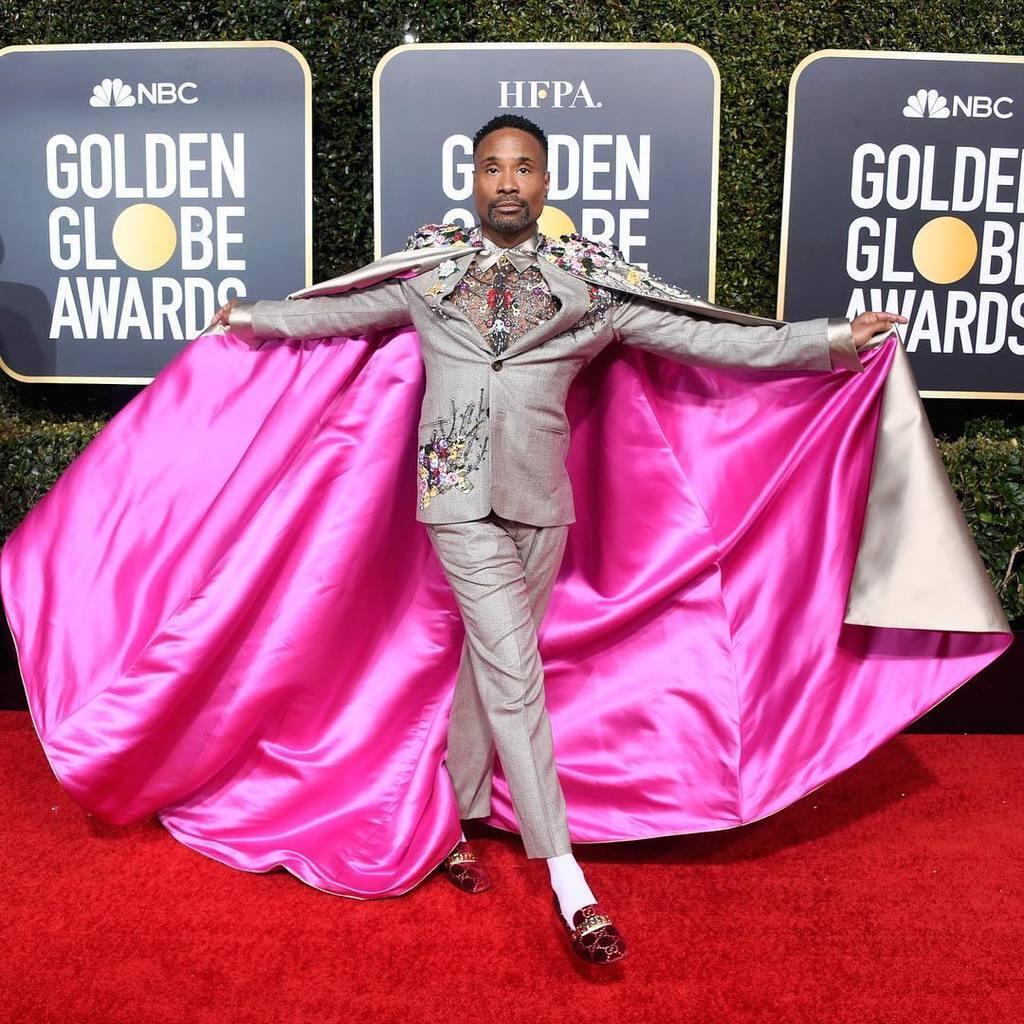 """Біллі Портер: як ще відзначився актор, що затьмарив """"Оскар"""" сукнею. Феєричні фото"""