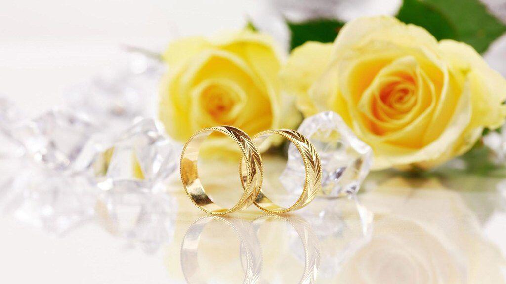 Привітання з річницею весілля: оригінальні вірші і картинки