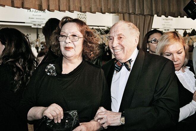 Наталья Тенякова и Сергей Юрский: как они познакомились, фото
