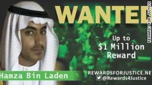 Хамза бен Ладен: кто он, его фото и сколько денег за него дают