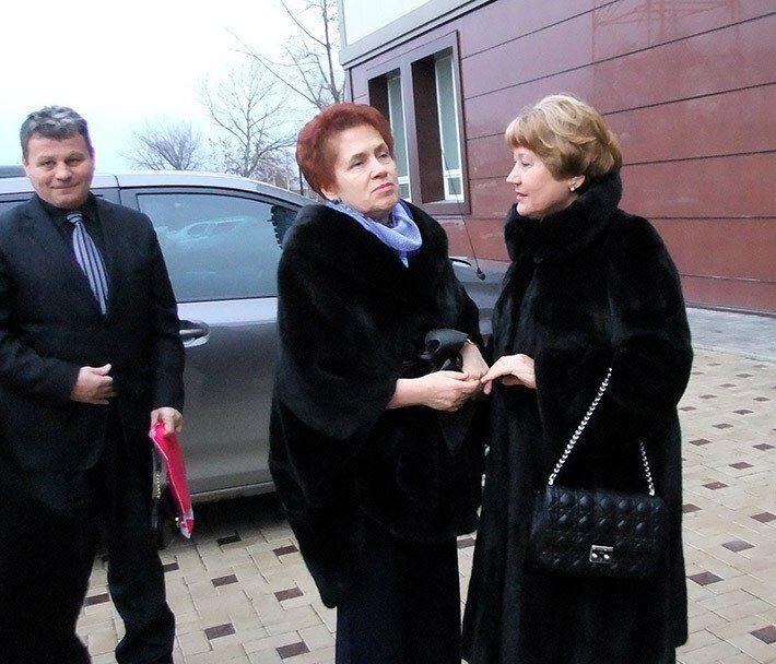 Донецьк, Центр слов'янської культури, 8 січня 2014 року