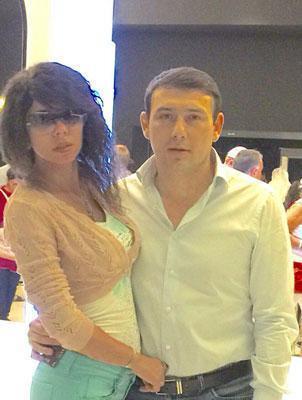 Сергей Паращенко с женой Марией