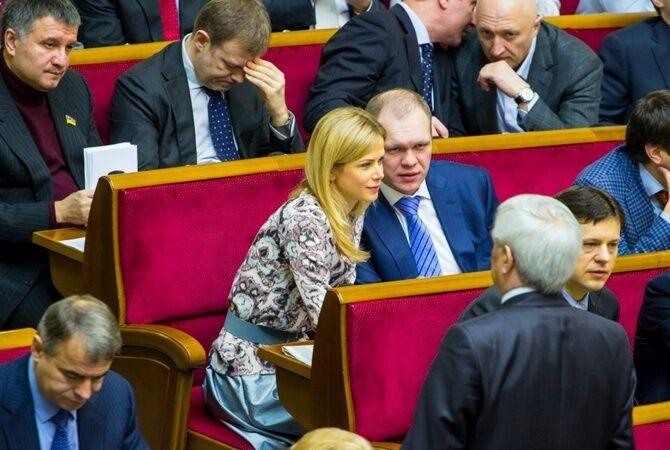 Денис Дзензерский и Татьяна Донец