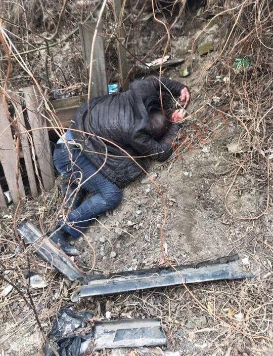Александр Бухтатый убит