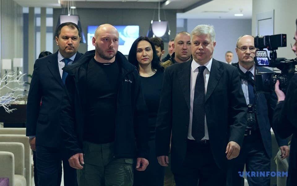 Андрей Алексеенко: что известно о новом координаторе украинской разведки, фото