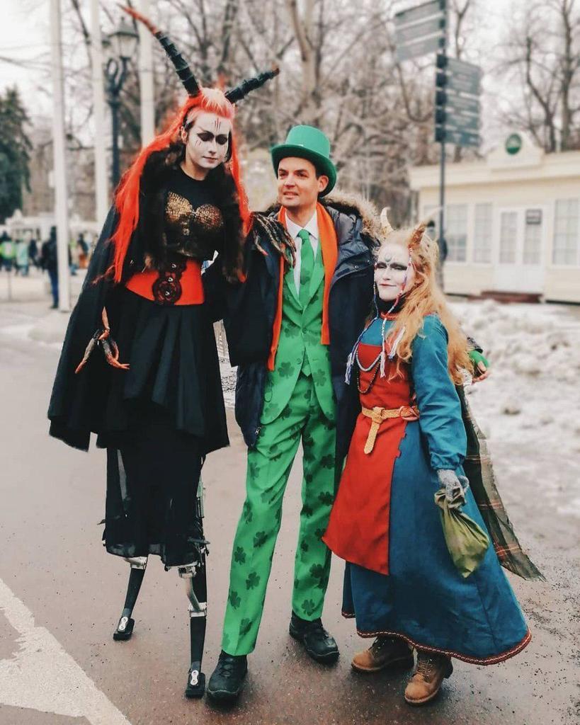 День святого Патріка: Google обділив Росію