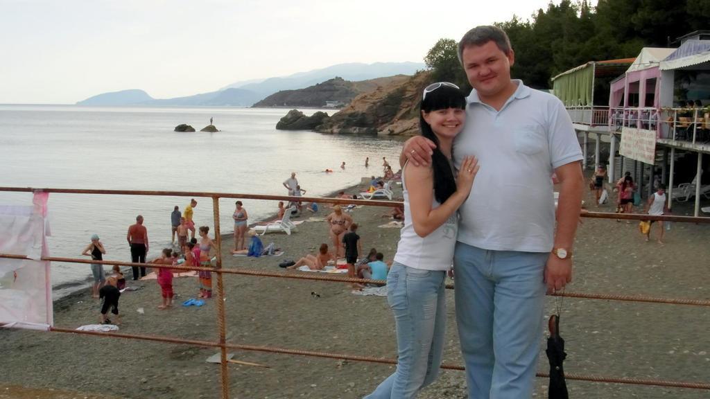 Михаил и Екатерина Демурии