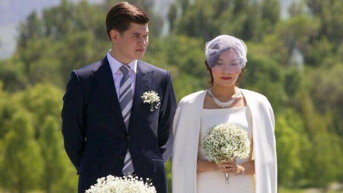 Венера Назарбаєва: рідкісні фото, як дочка Даріги виходила заміж