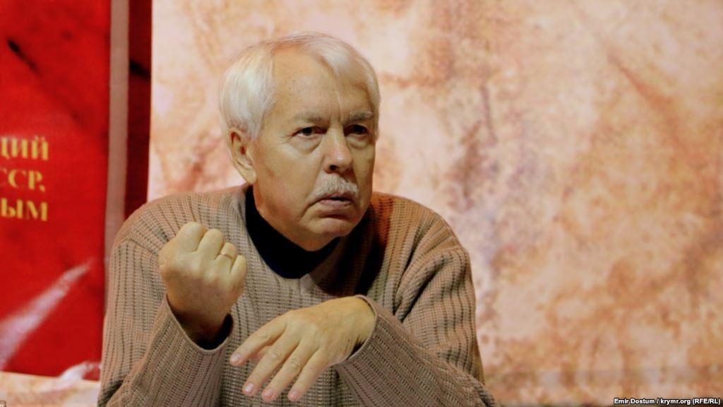 Юрій Мєшков: хто він, за що заарештований і чим прославився в Криму