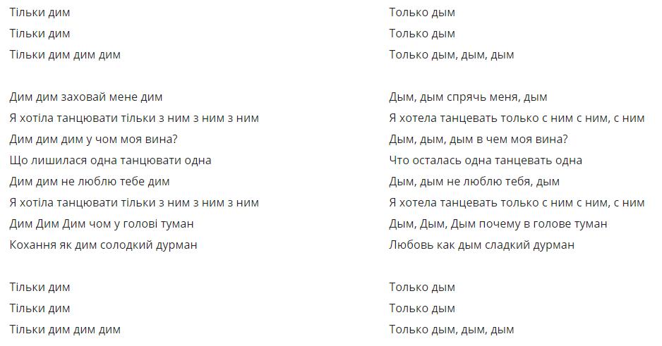 """Дим: текст и перевод на русский хита от """"Время и Стекло"""""""