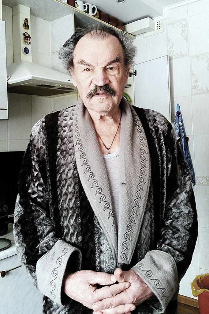 Петро Зайченко: фото актора перед смертю