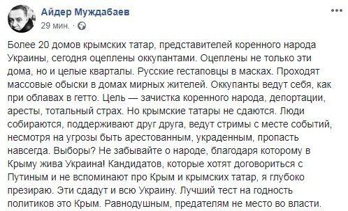 Що відбувається в Криму і хто здасть Україну Путіну: журналіст зробив заяву